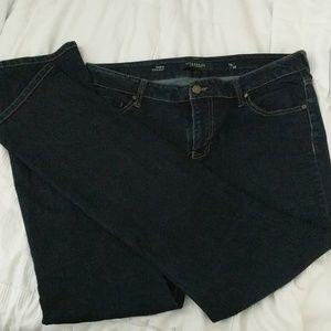 Liverpool Jeans Company (EUC) Size 14 Sadie